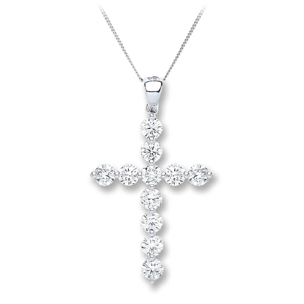 men ct mens t s in diamond silver plate chains pendant w p with gold tw v cross sterling