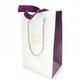 Ruby & Diamond Pave Heart Pendant Necklace 2.10ct