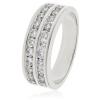 Diamond Half Eternity Ring 1.00ct, Platinum