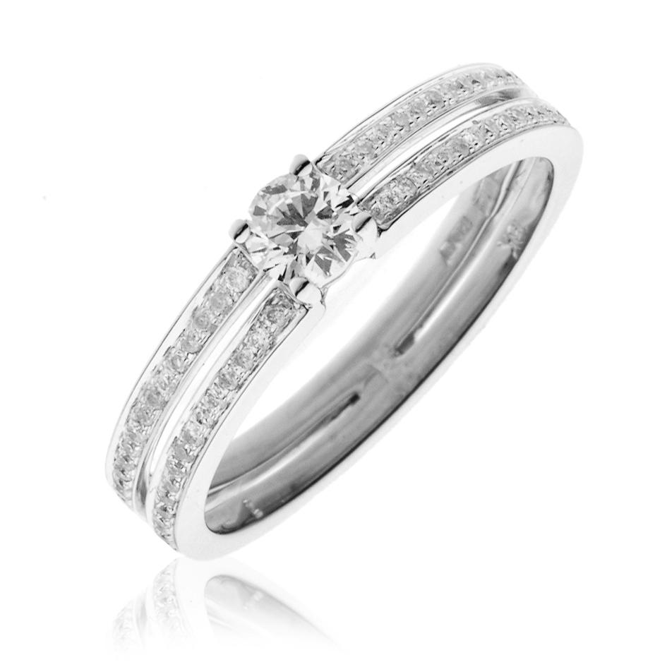 Diamond Engagement Ring Dual Band 045ct, 18k White Gold. Matte Black Rings. Ranka Engagement Rings. Beloved Engagement Rings. Kingdom Hearts Wedding Rings. Wood Burned Engagement Rings. Trends Engagement Rings. Cute Engagement Rings. Mystic Fire Rings