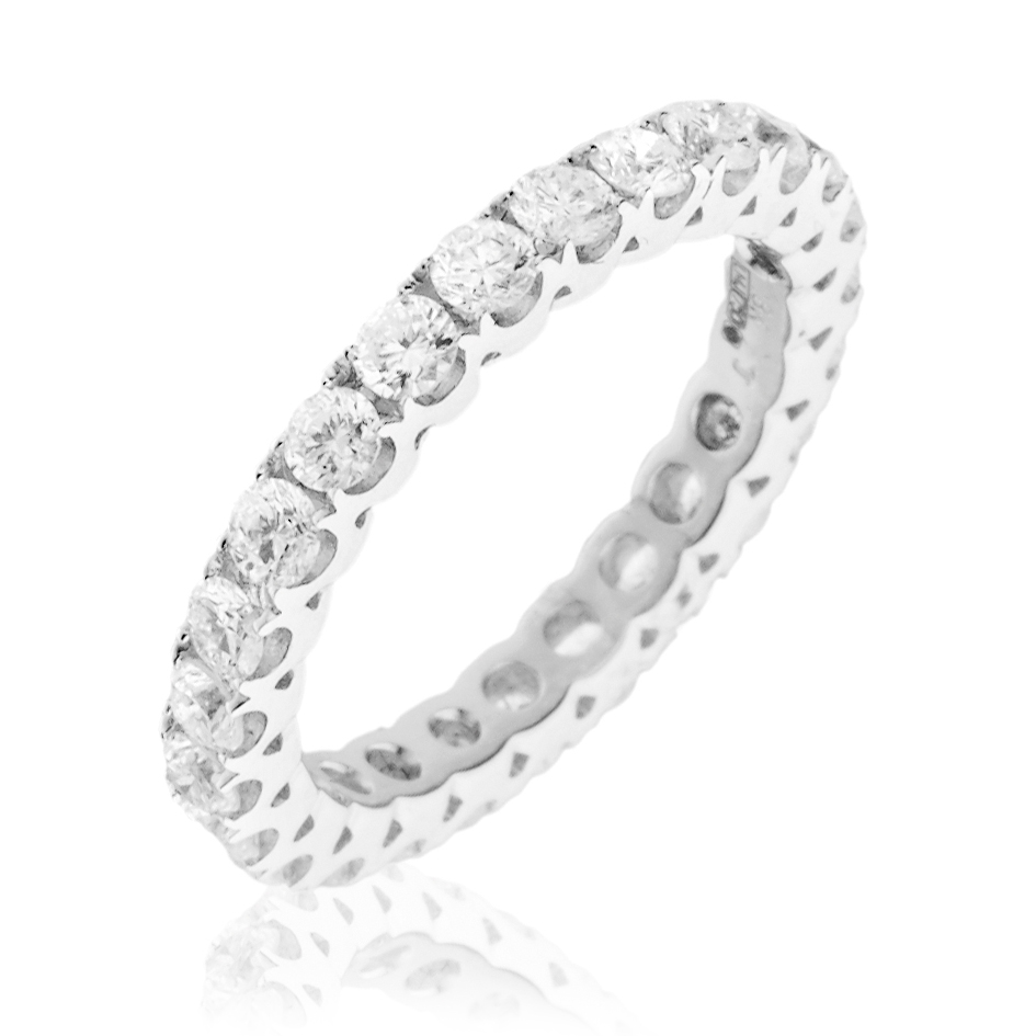 buy cheap claw eternity ring compare s jewellery